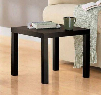 Mainstays Square End Table,