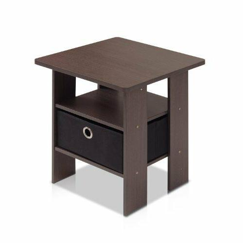petite table bedroom night stand