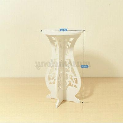 White Side Table Coffee Stand