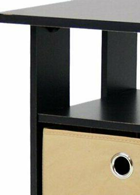 Side Spaces Bedside Tables Night Stand Wood