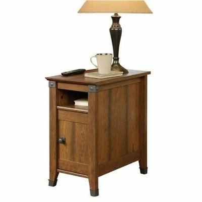Bowery Hill Side Table in Washington Cherry