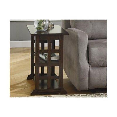 Signature Design Braunsen Chair End Table