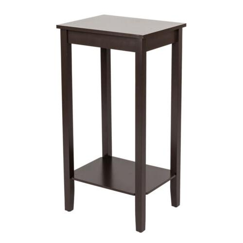 Side Table Wooden Stand Home Furniture