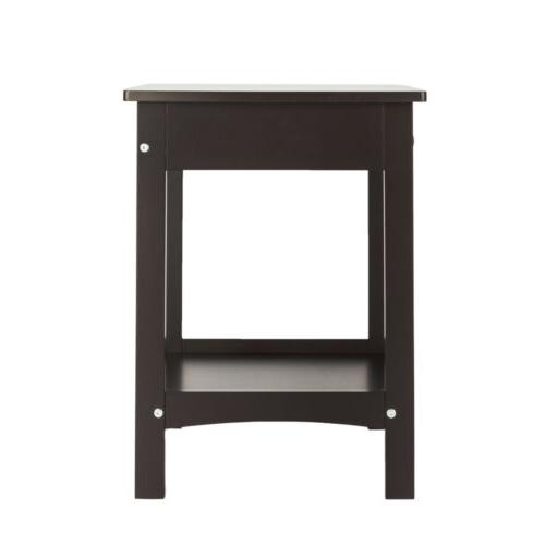 Simple Side Table Stand with Coffee NEW