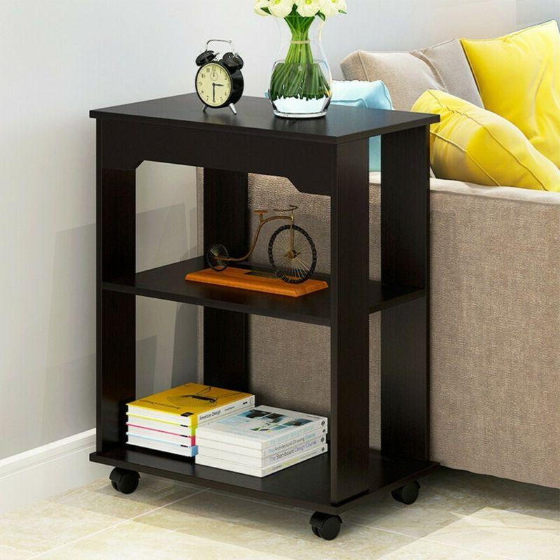 Small Table Side Room Black