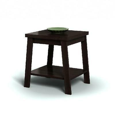 Small Side Table Open End Living Furniture