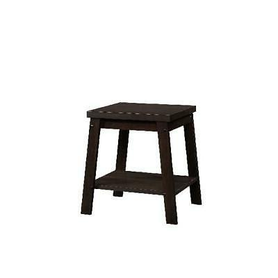 Small Side Table Shelf End Tables Furniture