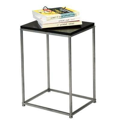 End Table Side Sofa Nightstand Home Storage Small Spaces Cof