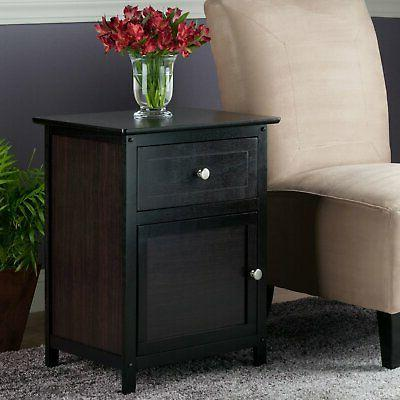 Winsome Trading Table With Cabinet Multiple