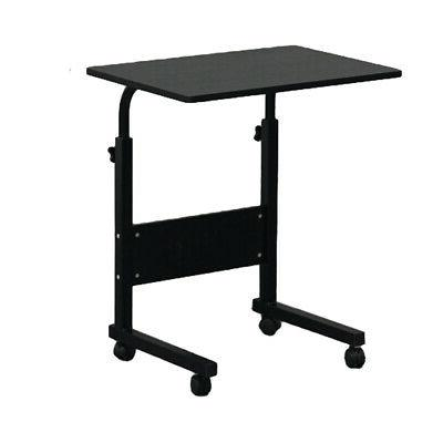 Side Table TV Tray Laptop Desk Removable Coffee Table
