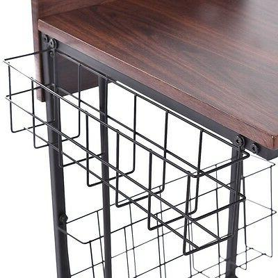 US New Sofa Table Furniture Decor Basket
