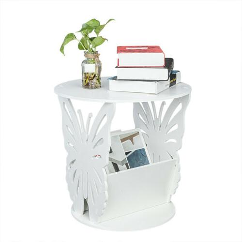 Wite for Spaces Nightstand Living