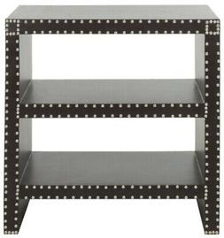 Lacey End Table - Finish: Charcoal
