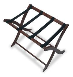 Luggage Rack - Antique Walnut