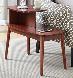 Convenience Concepts Maxwell Mid Century Accent End Table, M