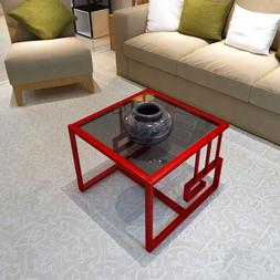 Modern minimalist living room small assemble tea <font><b>ta