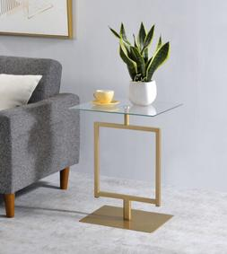 Kings Brand Furniture - Molein Modern Accent Side End Table,