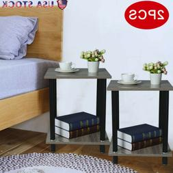 Night Stand Bedside Table Sofa Chair Side End Tables Bedroom