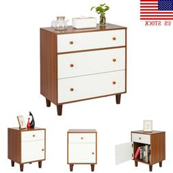 Night Stands Bedside End Table Sofa Chair Side Table Cabinet