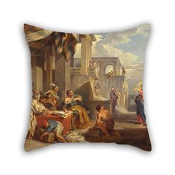 eyeselect Oil Painting Giovanni Paolo Panini - The Calling o