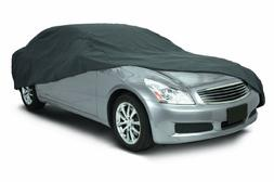 Overdrive Polypro 3 Car Cover for Mid Size Cars in Charcoal
