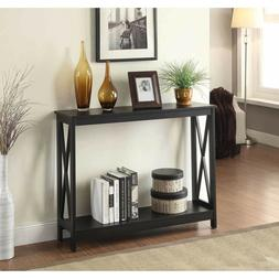 Convenience Concepts Oxford Console Table, Black