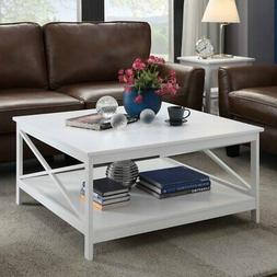 Convenience Concepts Oxford Square Coffee Table