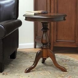 pedestal small accent display end furniture 19