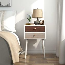 Lifewit Side End Table Nightstand Bedroom Living Room Table