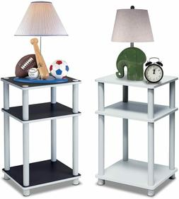 Side Table For Small Spaces Coffee Tray Sofa End Table Bedsi