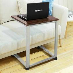 Sofa Side Table Laptop PC Stand Desk Beside End Table Coffee