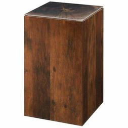 Stump Side Table - Viabella Collection - Curado Cherry
