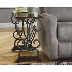 Signature Design by Ashley T017-329 Contemporary Chairside E