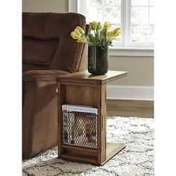 Tamonie Chair Side End Table T830-17 Tamonie Chair Side End