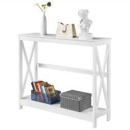 X-Design Console Table Sofa Side Table For Living Room Entry